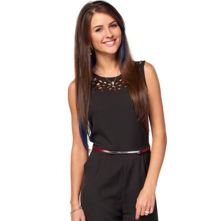 Svart klänning - kampanj