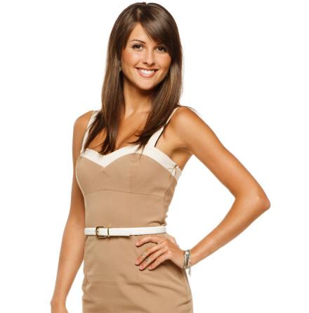 Brun klänning - utvald