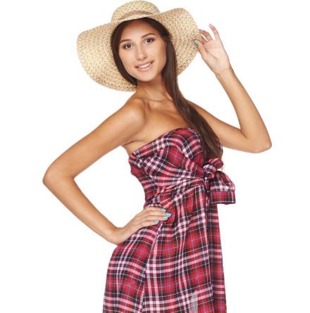 Kjol och hatt